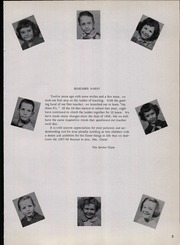 Page 7, 1968 Edition, Hawley High School - Bearcat Yearbook (Hawley, TX) online yearbook collection