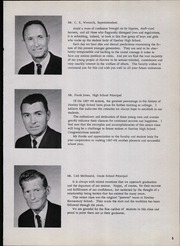 Page 9, 1968 Edition, Hawley High School - Bearcat Yearbook (Hawley, TX) online yearbook collection