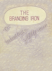 1951 Edition, Mason High School - Branding Iron Yearbook (Mason, TX)