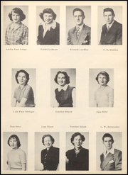 Page 37, 1951 Edition, Mason High School - Branding Iron Yearbook (Mason, TX) online yearbook collection