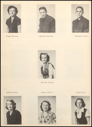 Page 38, 1951 Edition, Mason High School - Branding Iron Yearbook (Mason, TX) online yearbook collection