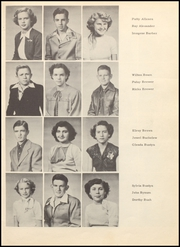 Page 47, 1951 Edition, Mason High School - Branding Iron Yearbook (Mason, TX) online yearbook collection