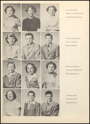 Page 50, 1951 Edition, Mason High School - Branding Iron Yearbook (Mason, TX) online yearbook collection