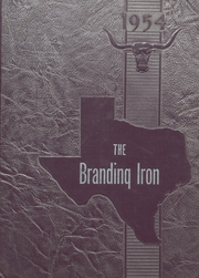 Page 1, 1954 Edition, Mason High School - Branding Iron Yearbook (Mason, TX) online yearbook collection