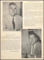 Page 10, 1954 Edition, Mason High School - Branding Iron Yearbook (Mason, TX) online yearbook collection