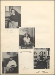 Page 12, 1954 Edition, Mason High School - Branding Iron Yearbook (Mason, TX) online yearbook collection