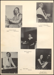 Page 14, 1954 Edition, Mason High School - Branding Iron Yearbook (Mason, TX) online yearbook collection