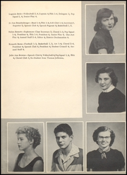 Page 17, 1954 Edition, Mason High School - Branding Iron Yearbook (Mason, TX) online yearbook collection