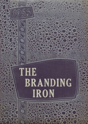 1956 Edition, Mason High School - Branding Iron Yearbook (Mason, TX)