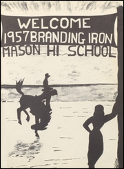 Page 5, 1957 Edition, Mason High School - Branding Iron Yearbook (Mason, TX) online yearbook collection