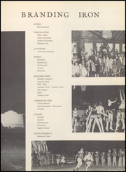 Page 9, 1957 Edition, Mason High School - Branding Iron Yearbook (Mason, TX) online yearbook collection