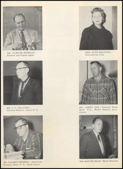 Page 15, 1959 Edition, Mason High School - Branding Iron Yearbook (Mason, TX) online yearbook collection