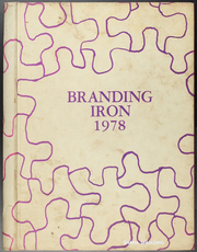 1978 Edition, Mason High School - Branding Iron Yearbook (Mason, TX)