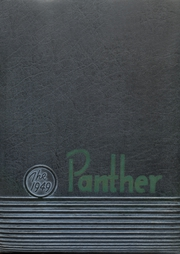 1949 Edition, Blanco High School - Panther Yearbook (Blanco, TX)