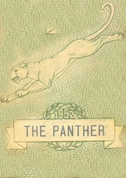 1952 Edition, Blanco High School - Panther Yearbook (Blanco, TX)