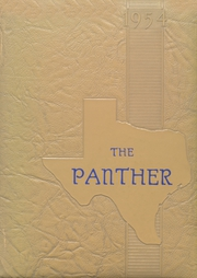 1954 Edition, Blanco High School - Panther Yearbook (Blanco, TX)