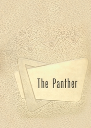 1955 Edition, Blanco High School - Panther Yearbook (Blanco, TX)