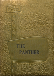 1956 Edition, Blanco High School - Panther Yearbook (Blanco, TX)