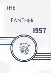1957 Edition, Blanco High School - Panther Yearbook (Blanco, TX)