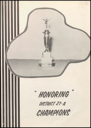 Page 11, 1957 Edition, Blanco High School - Panther Yearbook (Blanco, TX) online yearbook collection