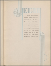 Page 11, 1942 Edition, Whitewright High School - Bell Yearbook (Whitewright, TX) online yearbook collection