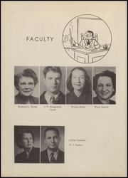Page 14, 1949 Edition, Whitewright High School - Bell Yearbook (Whitewright, TX) online yearbook collection
