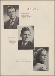 Page 17, 1949 Edition, Whitewright High School - Bell Yearbook (Whitewright, TX) online yearbook collection