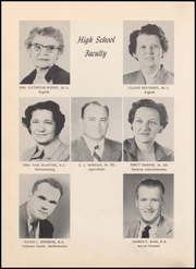 Page 10, 1955 Edition, Whitewright High School - Bell Yearbook (Whitewright, TX) online yearbook collection