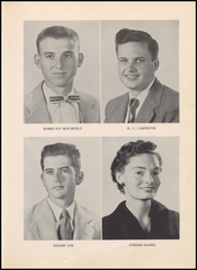 Page 13, 1955 Edition, Whitewright High School - Bell Yearbook (Whitewright, TX) online yearbook collection