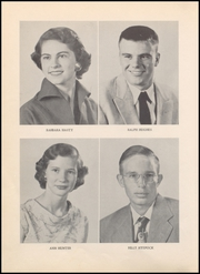 Page 14, 1955 Edition, Whitewright High School - Bell Yearbook (Whitewright, TX) online yearbook collection