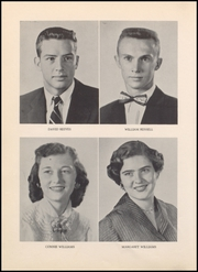 Page 16, 1955 Edition, Whitewright High School - Bell Yearbook (Whitewright, TX) online yearbook collection