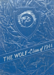 Page 1, 1944 Edition, Wolfe City High School - Wolf Yearbook (Wolfe City, TX) online yearbook collection