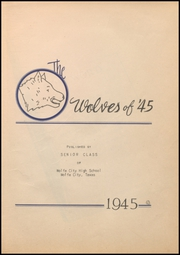 Page 7, 1945 Edition, Wolfe City High School - Wolf Yearbook (Wolfe City, TX) online yearbook collection