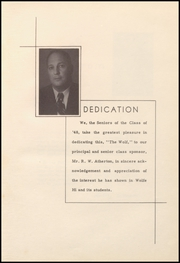 Page 9, 1948 Edition, Wolfe City High School - Wolf Yearbook (Wolfe City, TX) online yearbook collection