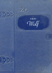 1951 Edition, Wolfe City High School - Wolf Yearbook (Wolfe City, TX)