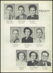 Page 11, 1953 Edition, Wolfe City High School - Wolf Yearbook (Wolfe City, TX) online yearbook collection