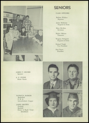 Page 12, 1953 Edition, Wolfe City High School - Wolf Yearbook (Wolfe City, TX) online yearbook collection