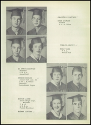 Page 13, 1953 Edition, Wolfe City High School - Wolf Yearbook (Wolfe City, TX) online yearbook collection