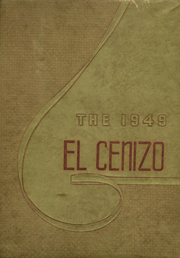 Page 1, 1949 Edition, Benavides High School - El Cenizo Yearbook (Benavides, TX) online yearbook collection