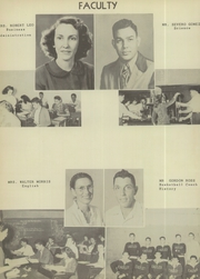 Page 16, 1949 Edition, Benavides High School - El Cenizo Yearbook (Benavides, TX) online yearbook collection