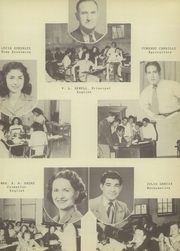 Page 17, 1949 Edition, Benavides High School - El Cenizo Yearbook (Benavides, TX) online yearbook collection