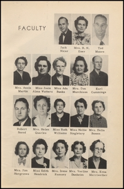 Page 17, 1948 Edition, Alto High School - Stinger Yearbook (Alto, TX) online yearbook collection