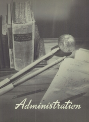 Page 13, 1952 Edition, Alto High School - Stinger Yearbook (Alto, TX) online yearbook collection