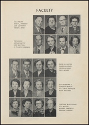 Page 17, 1953 Edition, Alto High School - Stinger Yearbook (Alto, TX) online yearbook collection