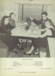 Page 16, 1954 Edition, Alto High School - Stinger Yearbook (Alto, TX) online yearbook collection