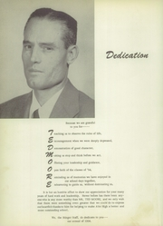 Page 8, 1954 Edition, Alto High School - Stinger Yearbook (Alto, TX) online yearbook collection