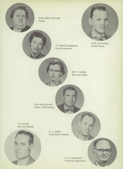 Page 13, 1955 Edition, Alto High School - Stinger Yearbook (Alto, TX) online yearbook collection