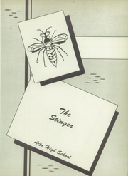 Page 5, 1955 Edition, Alto High School - Stinger Yearbook (Alto, TX) online yearbook collection