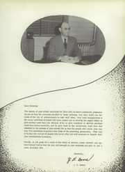 Page 9, 1955 Edition, Alto High School - Stinger Yearbook (Alto, TX) online yearbook collection