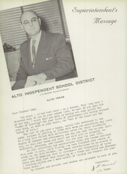 Page 10, 1956 Edition, Alto High School - Stinger Yearbook (Alto, TX) online yearbook collection